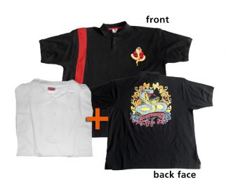 Camiseta polo paquete doble