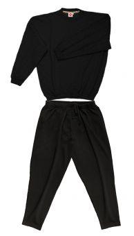 Jogging traje negro