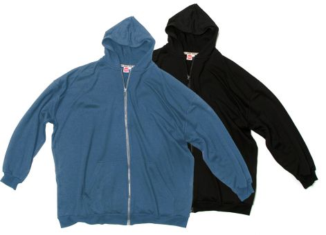 Sudadera chaqueta con capucha Doublepack