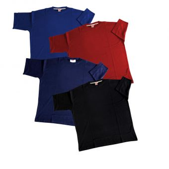 Camiseta Basic Multipack
