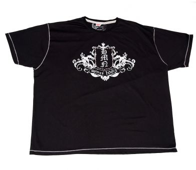 Camiseta escudo de armas 4xl, 5xl, 6xl, 7xl, 8xl