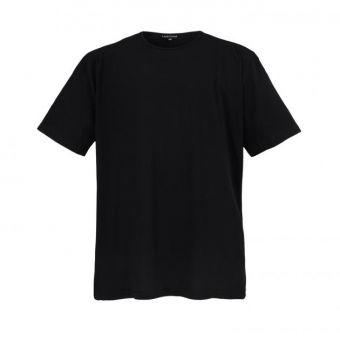 Lavecchia Basic camiseta en negro