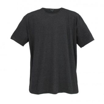 Lavecchia Basic camiseta en antracita