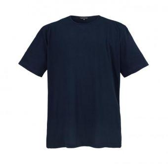 Lavecchia Basic camiseta en azul marino