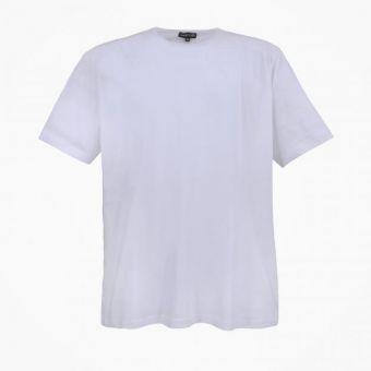 Lavecchia Basic camiseta en blanco