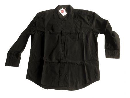 Camisa de negro
