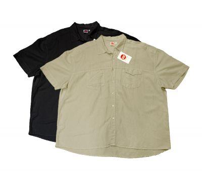 camisa de lino Doublepack