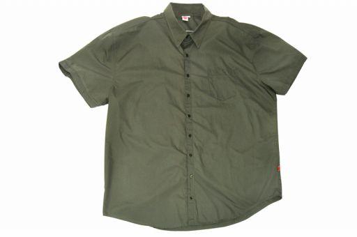 Camisa de lino, Verde del ejército