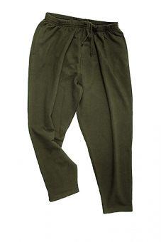 Pantalones de deporte verde militar