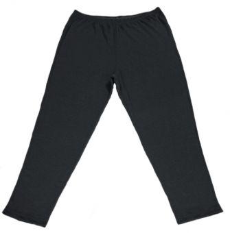Pantalones relajantes en negro