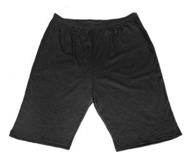 Pantalones cortos relajantes en negro