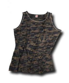 Tank Top mit Tribal Motiv 5XL