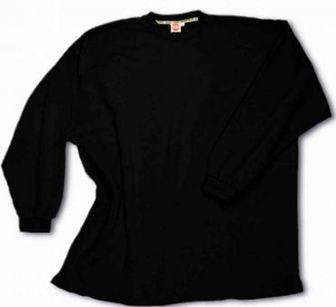 Sudadera tipo camiseta SIN puños negro