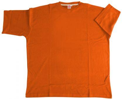 Camiseta Basic orange 8XL