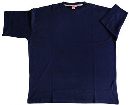 Camiseta Basic azul-navy 8XL