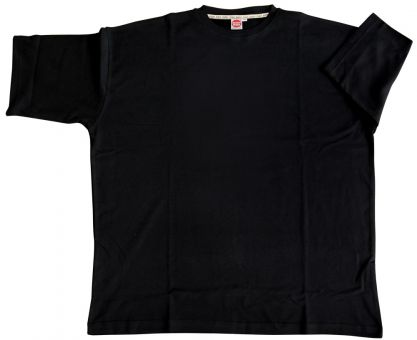 Camiseta Basic negro 15XL