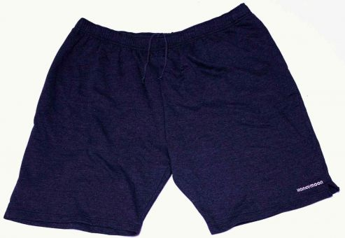 Sweat-Bermuda blu-navy