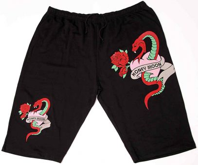 7/8 Fashion Bermuda Viper roja