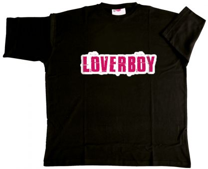 "T-Shirt ""Loverboy"""