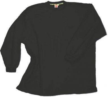 Sudadera tipo camiseta SIN puños antracite